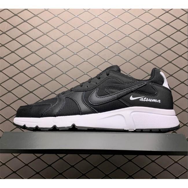 Mens 2020 Nike Atsuma Black White For Sale