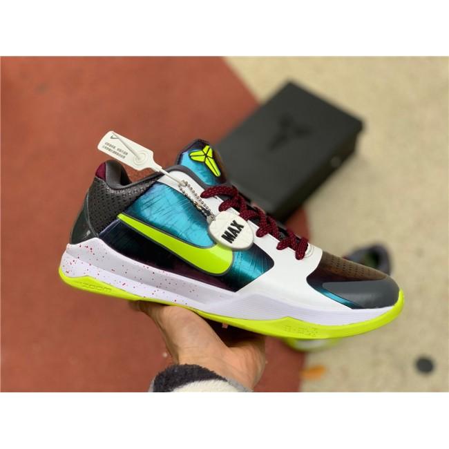 Mens 2020 Nike Zoom Kobe 5 Protro Chaos