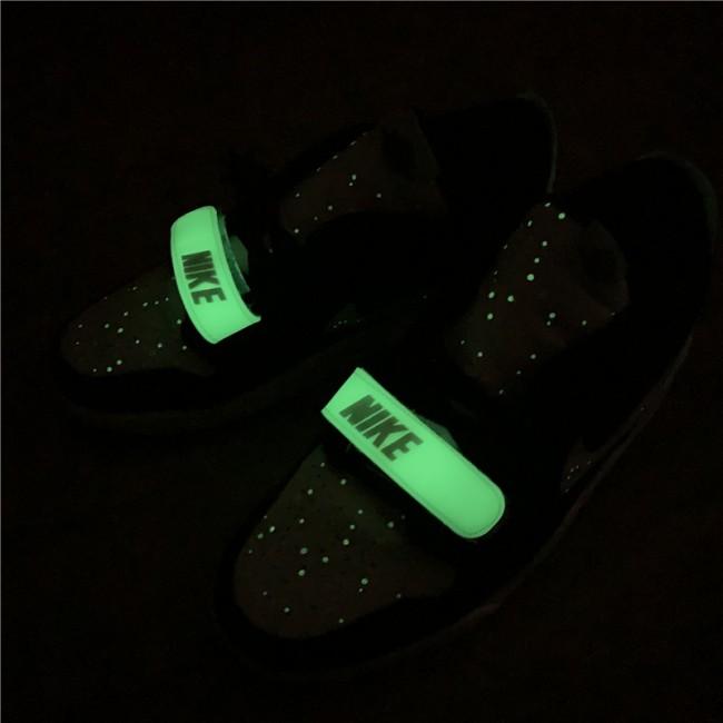 Mens/Womens 2020 New Jordan Legacy 312 Low Black Teal Tint
