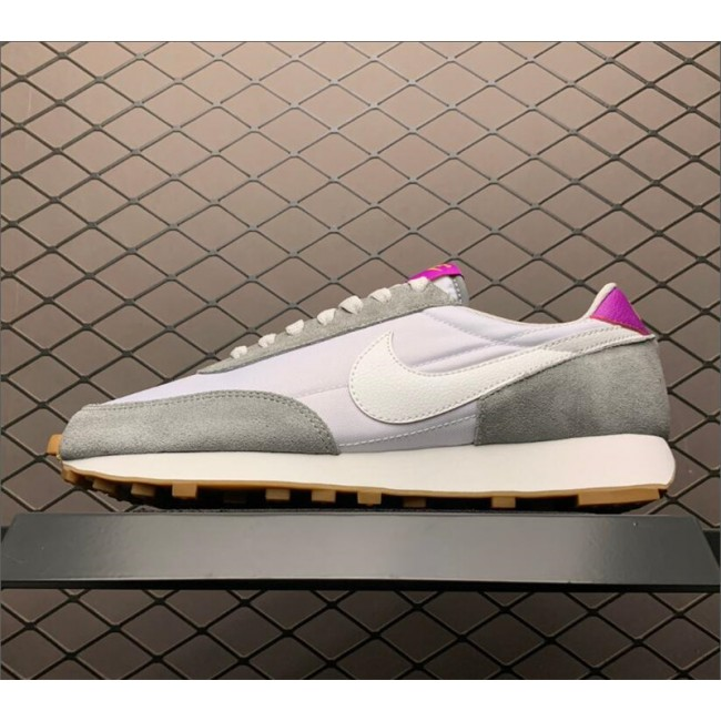 Mens/Womens 2020 New Nike Daybreak Grey Purple Running Shoes