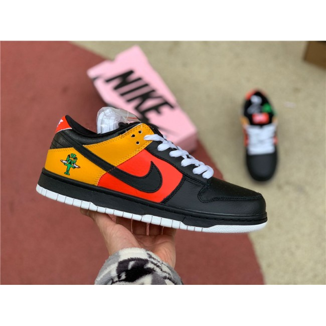 Mens/Womens 2020 New Nike Dunk SB Low Raygun For Sale