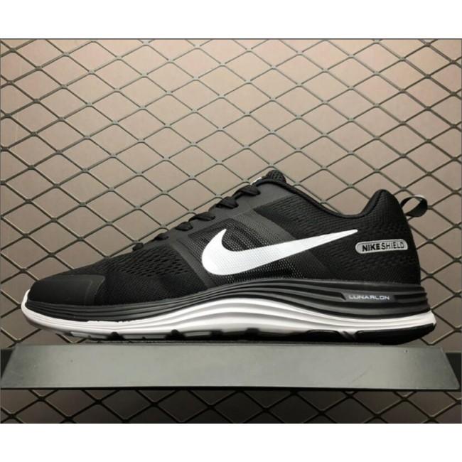 Mens Nike Air Pegasus 30X Black White Running Shoes