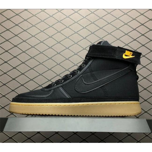 Mens/Womens Carhartt x Nike Vandal High Supreme PRM Black Gum