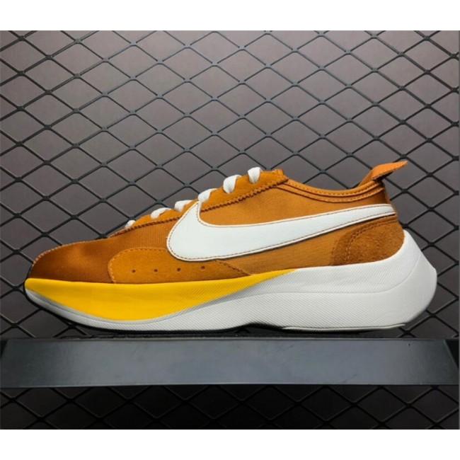 Mens Nike Moon Racer QS Monarch Amarillo