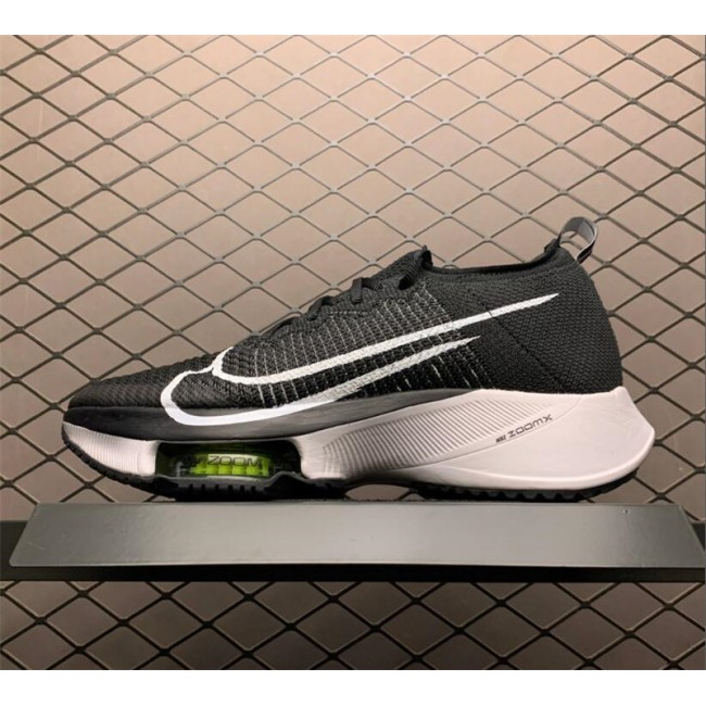 Mens Nike Air Zoom Alphafly NEXT Black White