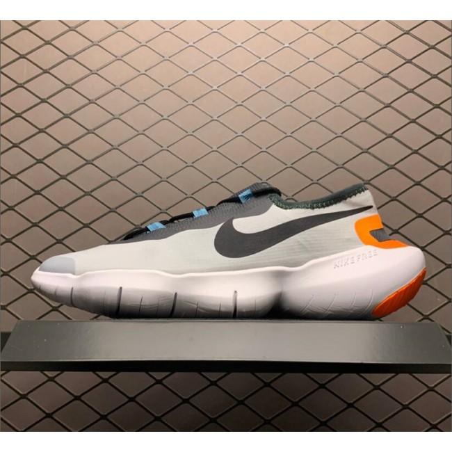 Mens Nike Free RN 5.0 2020 Dark Smoke Grey