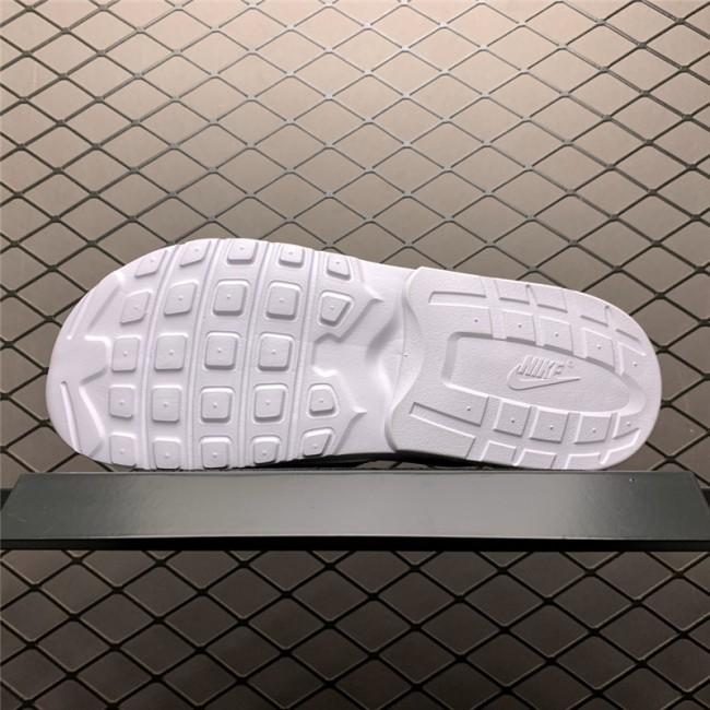 Mens/Womens Nike Air Max Camden Black White Slide Sandals