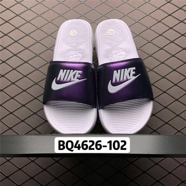 Mens/Womens Nike Air Max Camden Purple White Slides