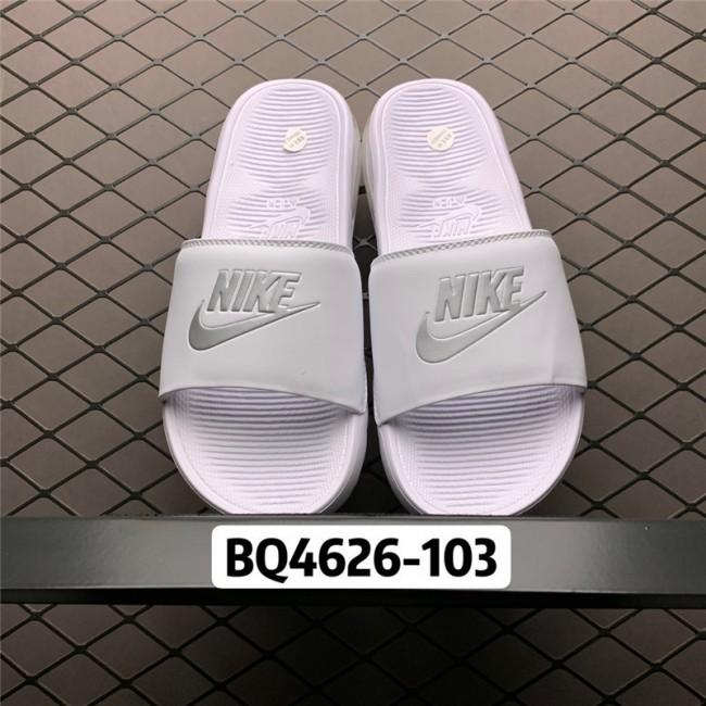 Mens/Womens Nike Air Max Camden White Sport Slides