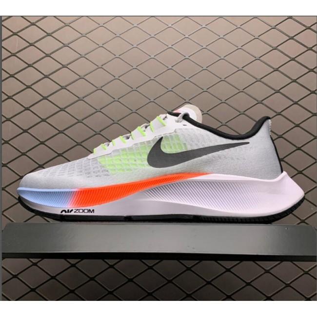 Mens Nike Air Zoom Pegasus 37 Pure Platium Sale