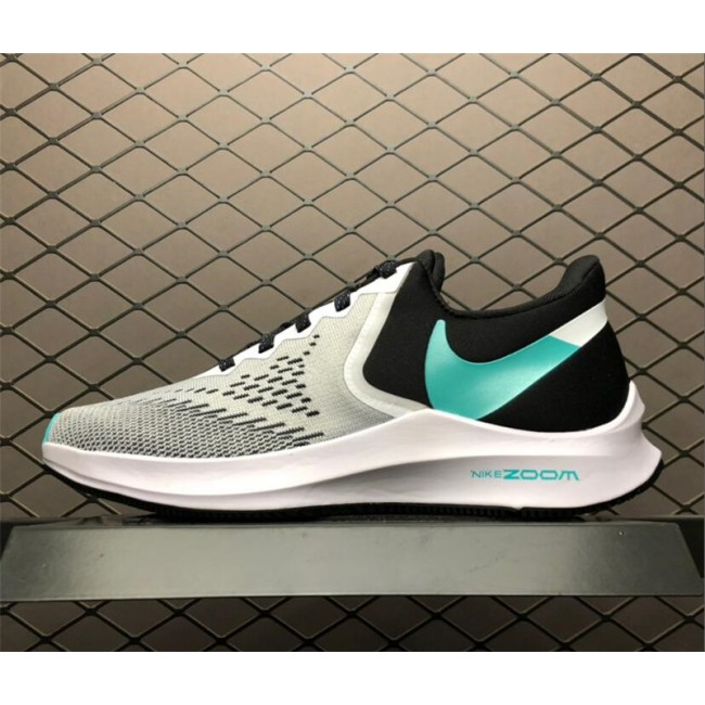 Womens Nike Air Zoom Winflo 6 Hyper Jade Running Shoes