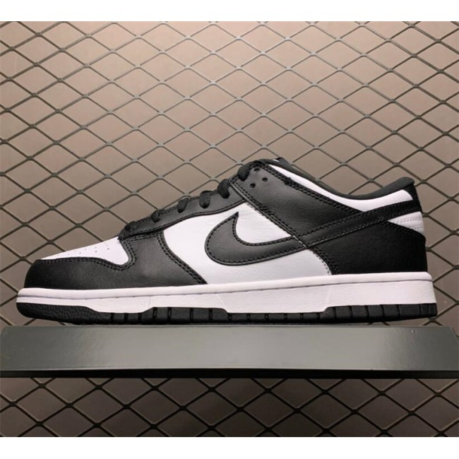 Mens/Womens Nike Dunk Low SP Black White For Sale