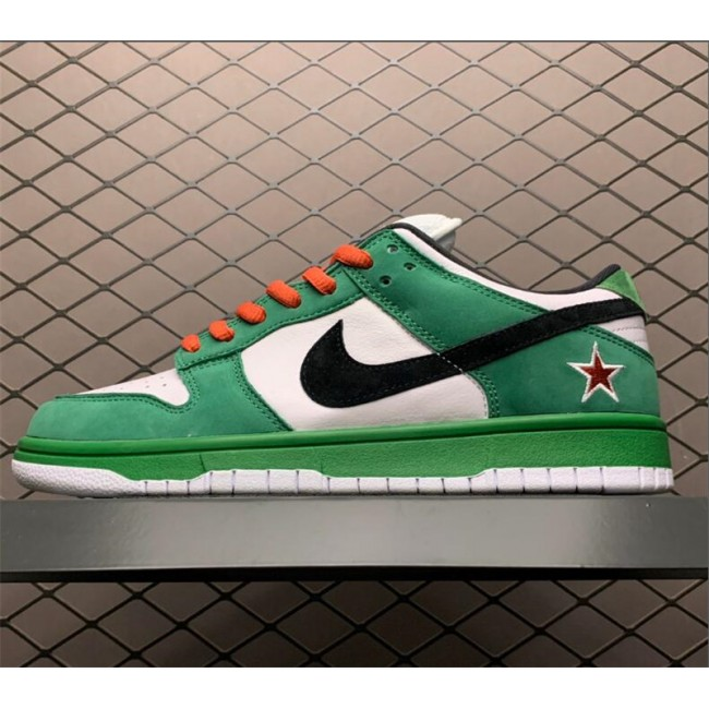 Mens/Womens Nike Dunk SB Low Heineken For Sale Online