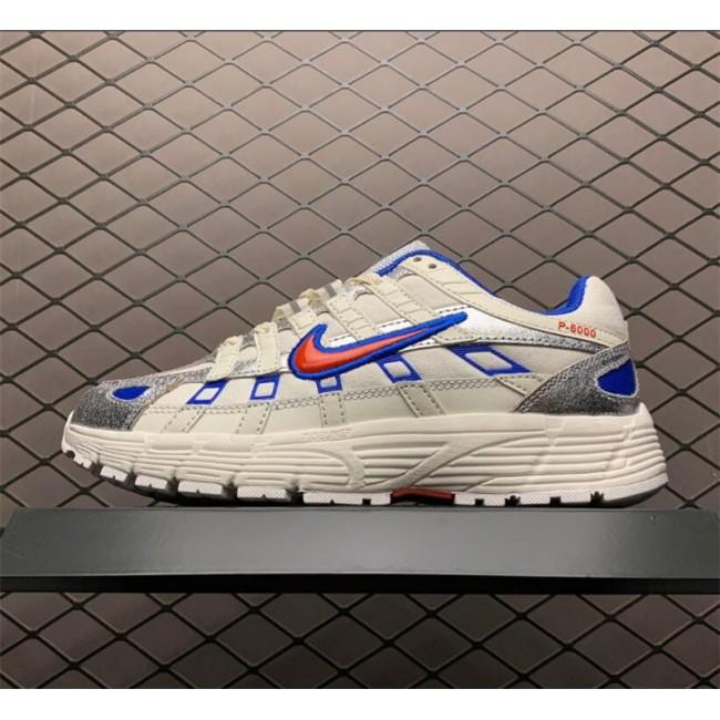 Mens/Womens Nike P-6000 Sail Red Hyper Royal Running Shoes