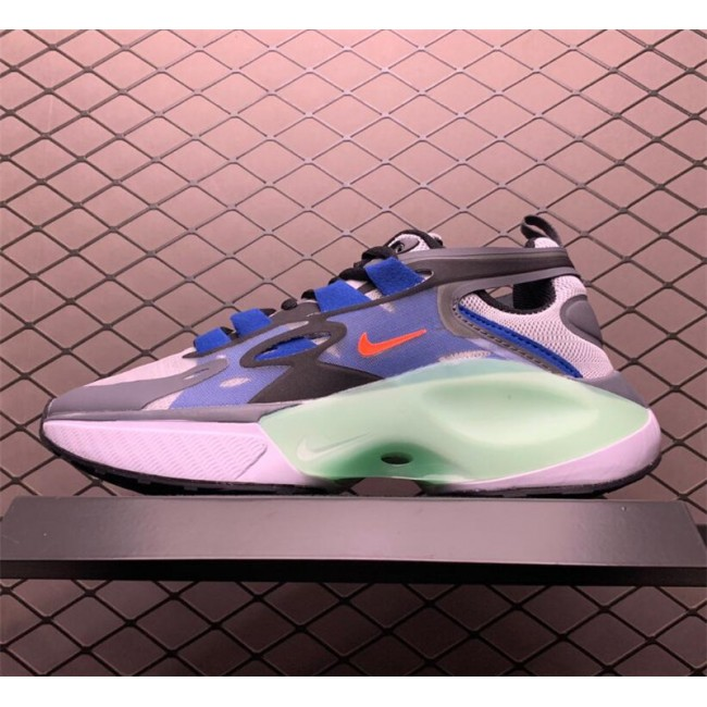 Mens Nike Signal D MS X Grey Black Blue AT5303-200