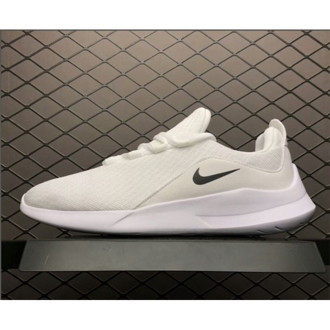 Mens/Womens Nike Viale NSW White Black Casual Shoes AA2181-100