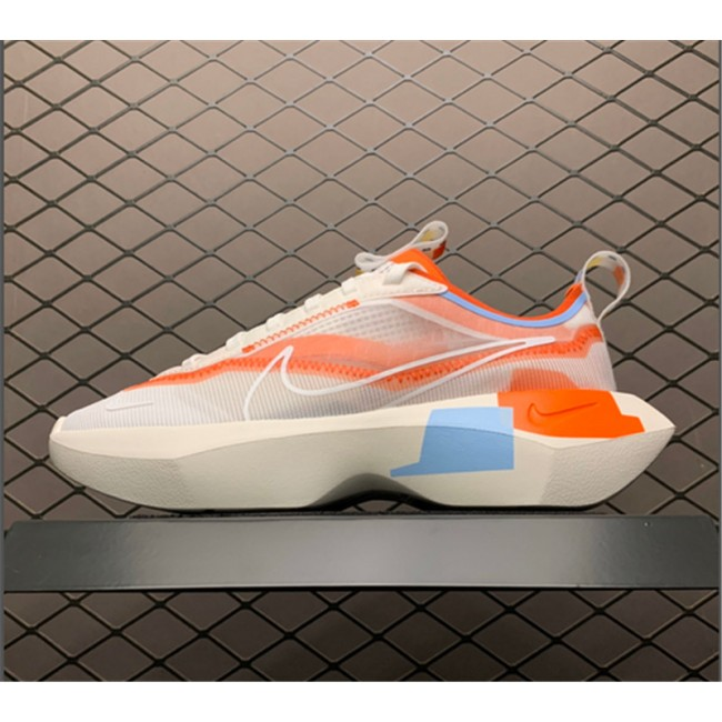 Womens Nike Vista Lite SE Summit White Team Orange