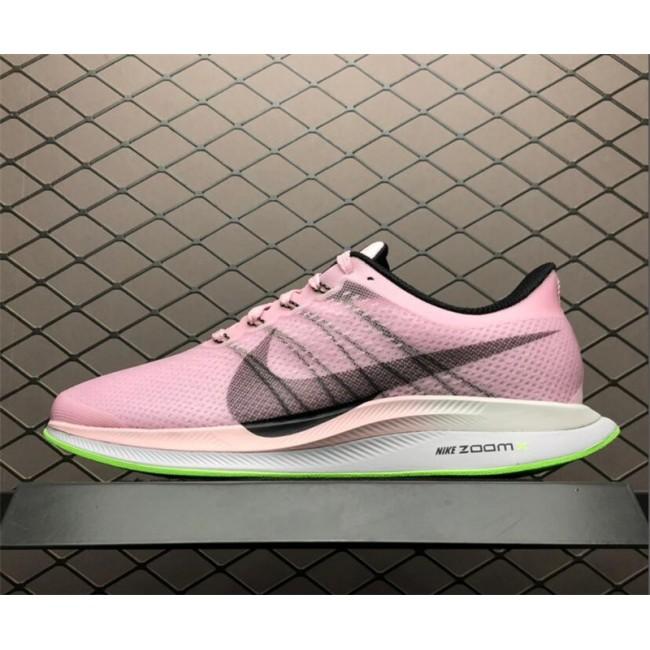 Womens Nike Zoom Pegasus 35 Turbo Pink Black AJ4115-601