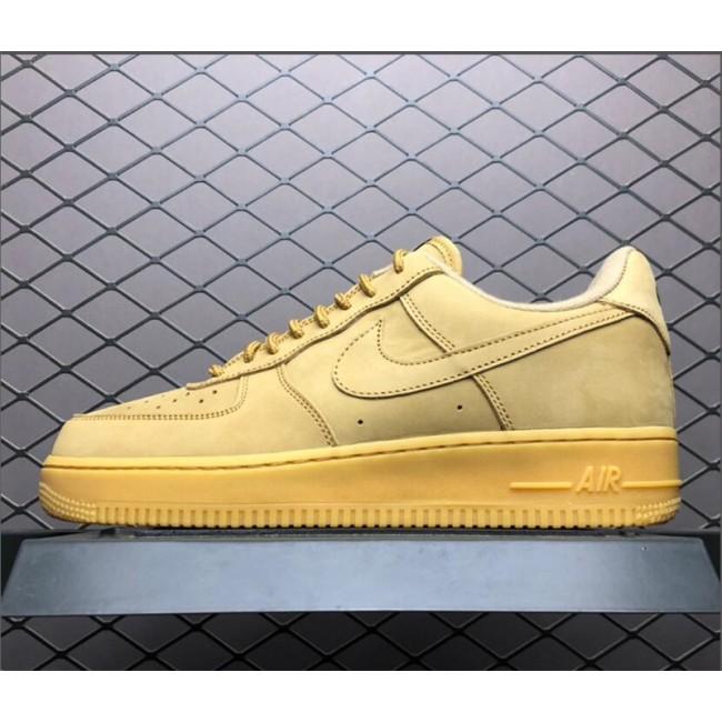 Mens/Womens Nike Air Force 1 Low Flax Wheat AA4061-200