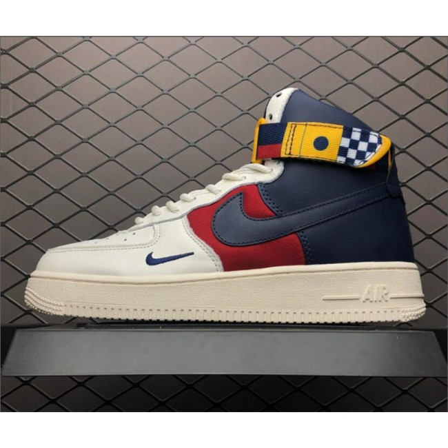 Mens Nike Air Force 1 High Nautical Redux