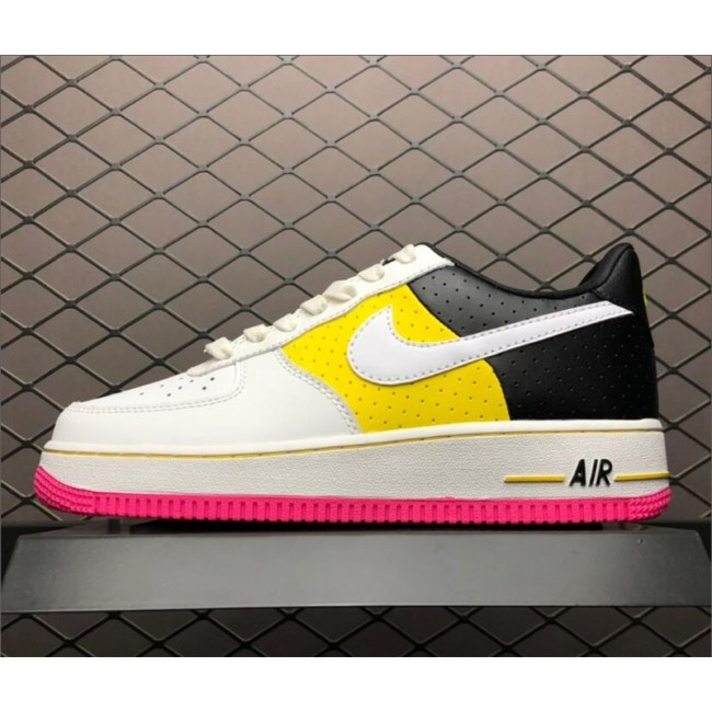 Womens Nike Air Force 1 Low Moto AT2583-100