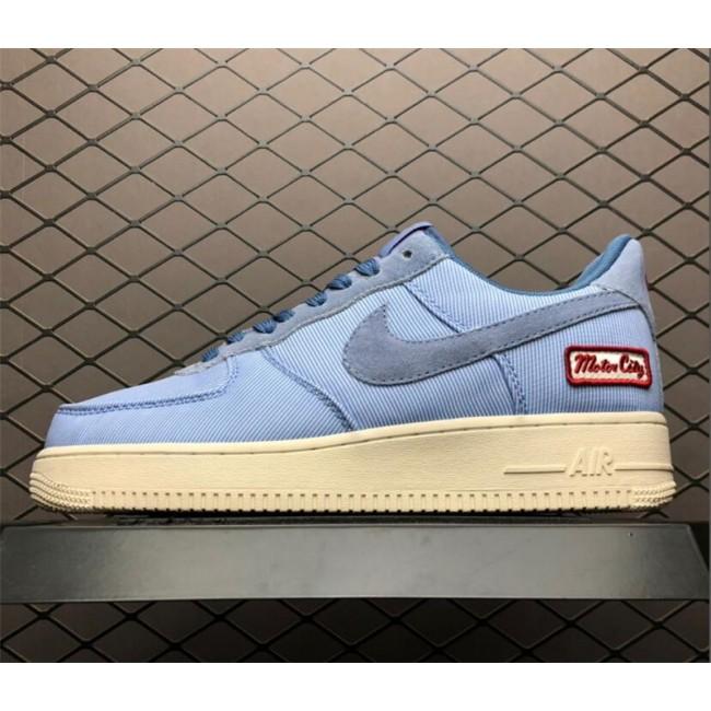 Mens/Womens Nike Air Force 1 Home Blue CD7785-400