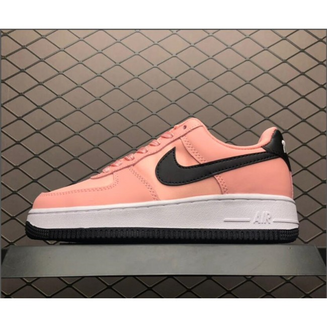 Womens Nike Air Force 1 VDAY Valentines Day White Black