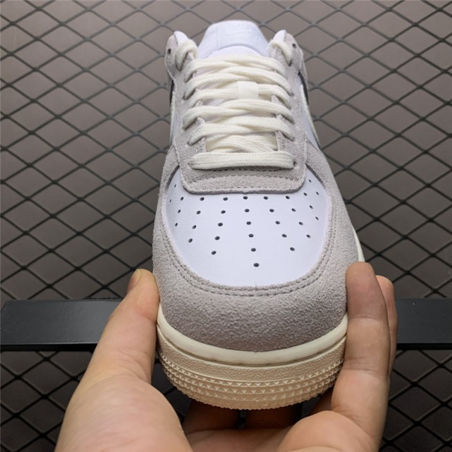 Mens/Womens Nike Air Force 1 Low Sail Platinum Tint