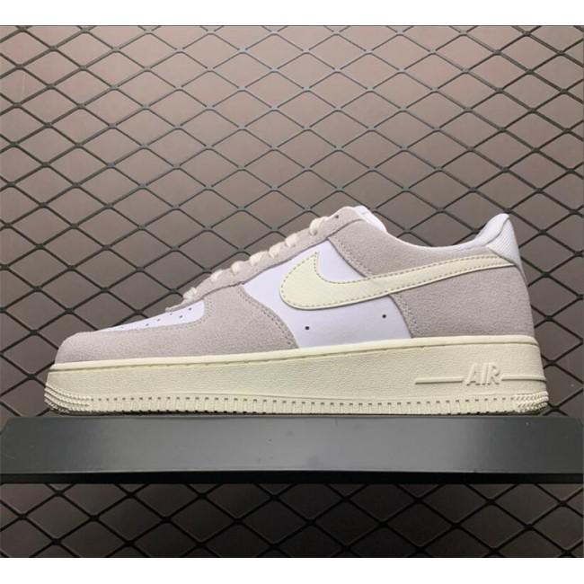 Mens/Womens Nike Air Force 1 Low Sail Platinum Tint