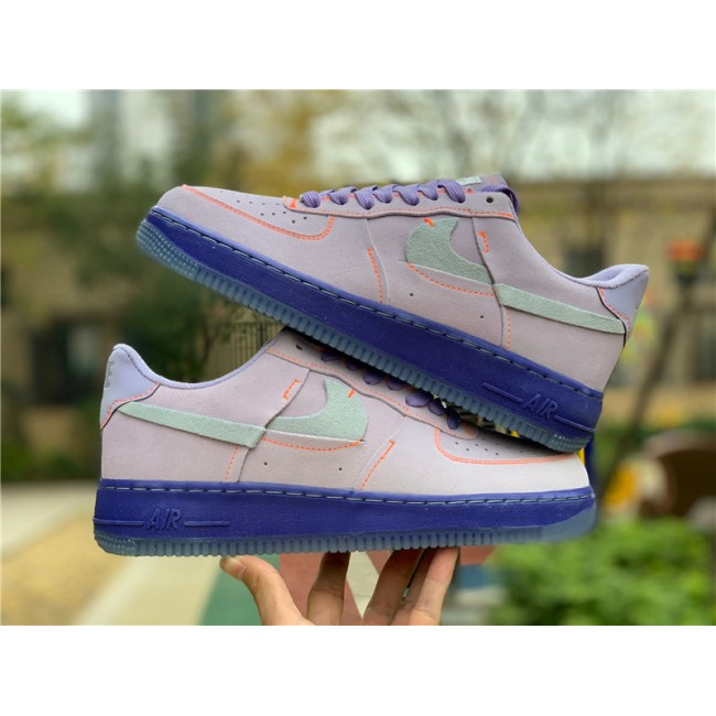 Mens/Womens Nike Air Force 1 LX Purple Agate CT7358-500