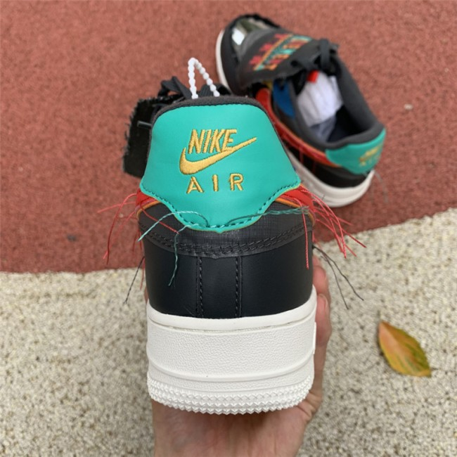 Mens/Womens Nike Air Force 1 Low BHM Black History Month