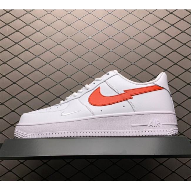 Mens/Womens Nike Air Force 1 Low Euro Tour White Red