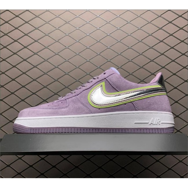 Mens/Womens Nike Air Force 1 Low P(Her)spective Violet Star