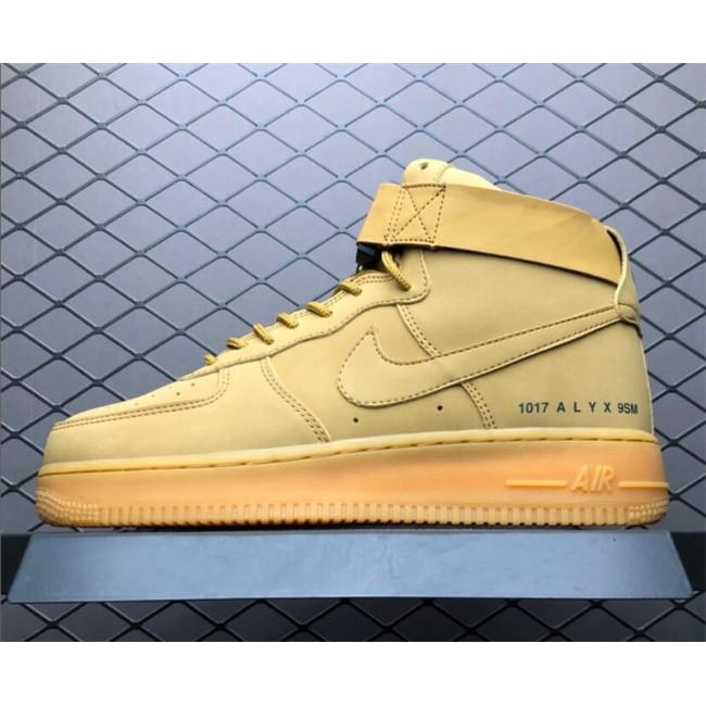 Mens ALYX x Nike Air Force 1 High 1017 Alyx 9 SM