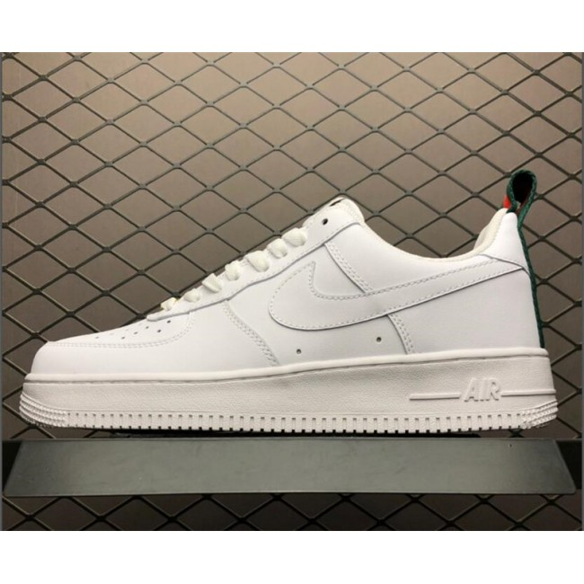 Mens/Womens Brand New Nike Air Force 107 White Suede