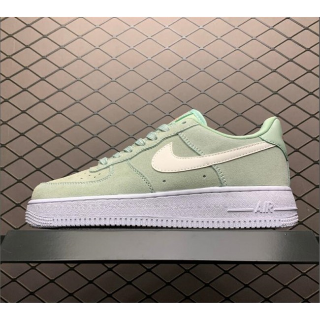 Mens/Womens Nike Air Force 1 07 Frost Green CV3026-300