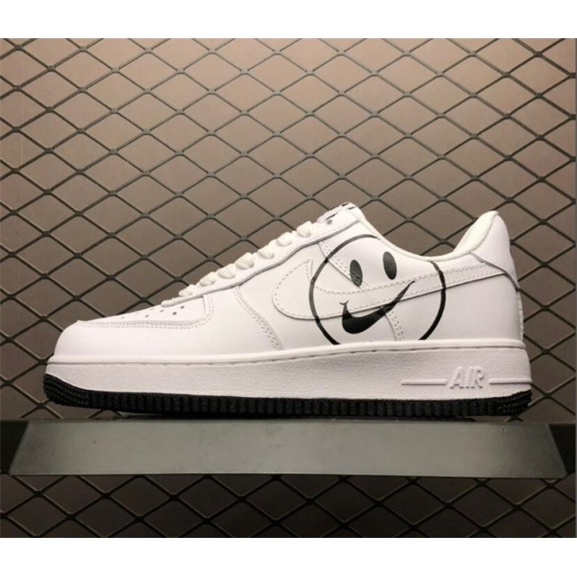Mens/Womens Nike Air Force 1 Low Have a Nike Day White Black
