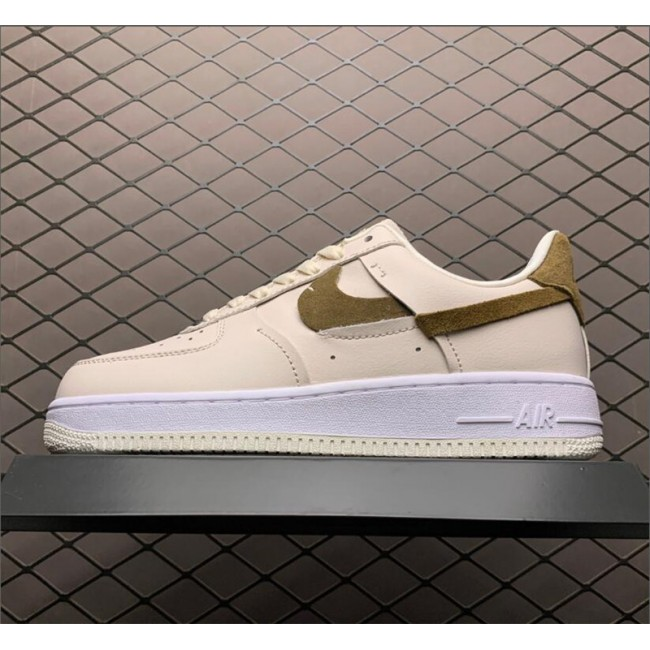 Mens/Womens Nike Air Force 1 Low Vandalized Light Orewood Brown