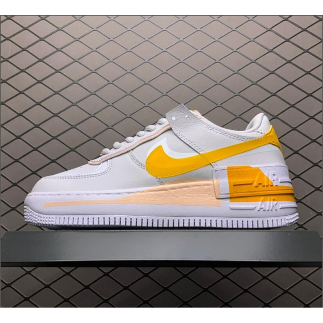 Womens Nike Air Force 1 Shadow Pollen Rise CQ9503-001