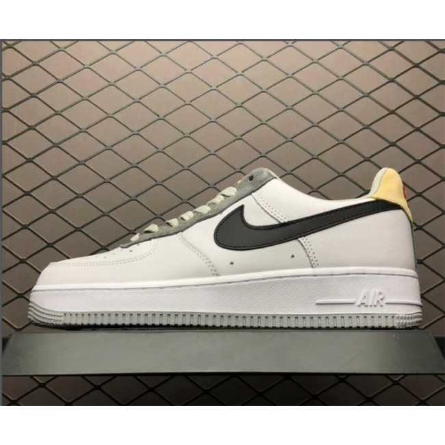 Mens Nike Air Force 1 07 Light Bone Beige BV0322-001