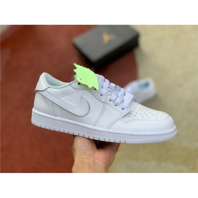 Mens/Womens Nike Air Force 1 07 Low ID White
