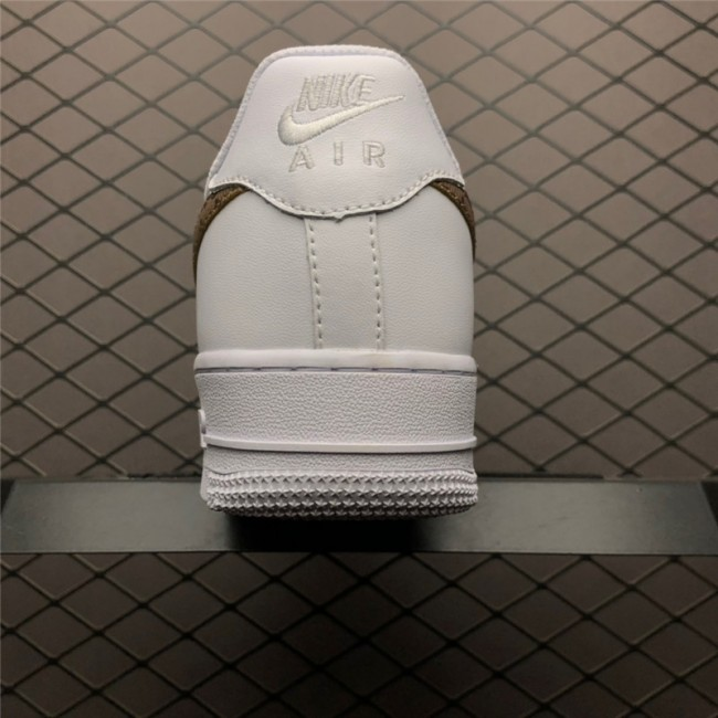 Mens/Womens Nike Air Force 1 07 Low White AR7720-101