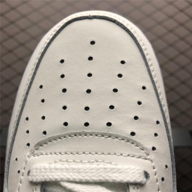 Mens Nike Air Force 1 07 Premium 2 Jelly Swoosh White Yellow