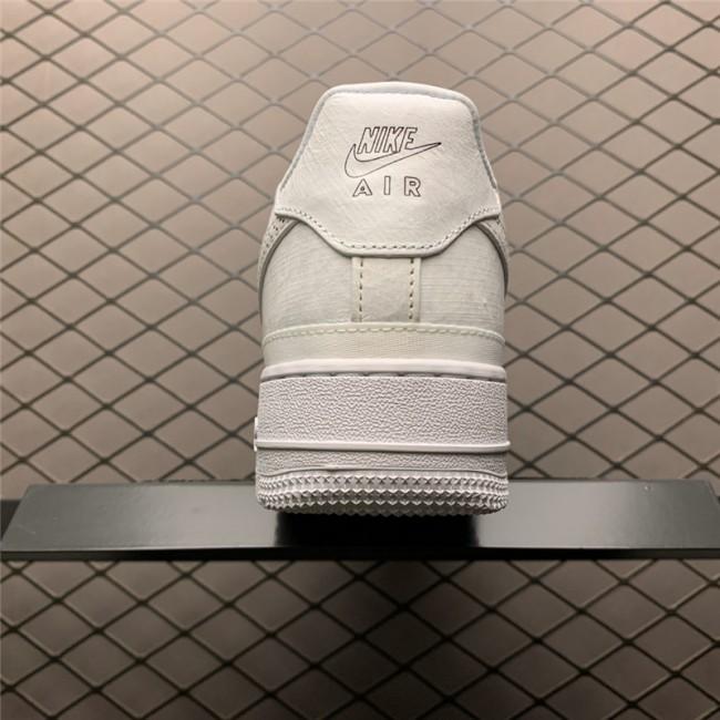 Mens/Womens Nike Air Force 1 Low LX Tear-Away White