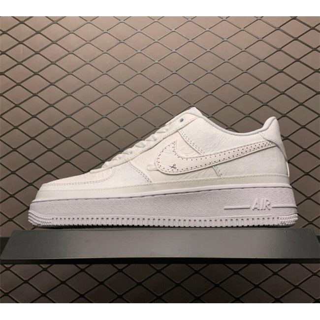 Mens/Womens Nike Air Force 1 Low LX Tear-Away White