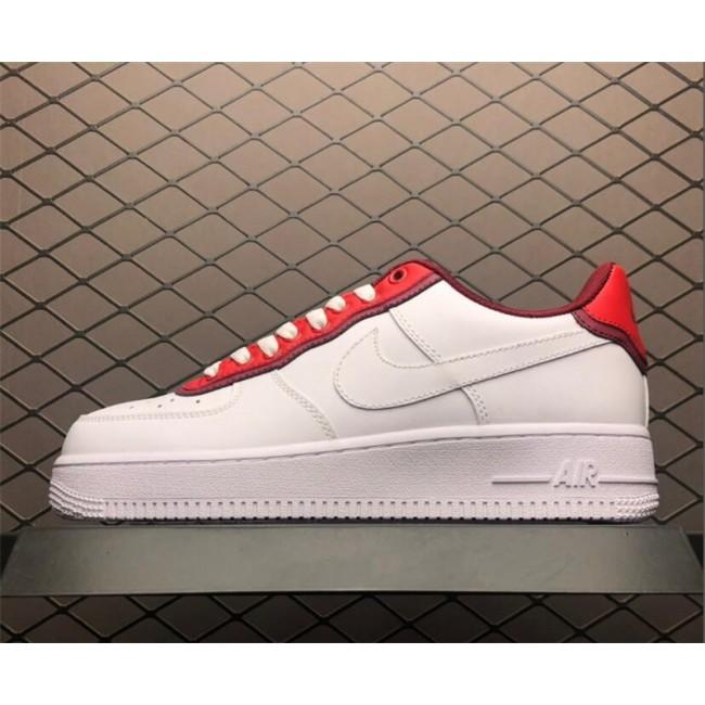 Mens/Womens Nike Air Force 1 Low SE Crimson Burgundy