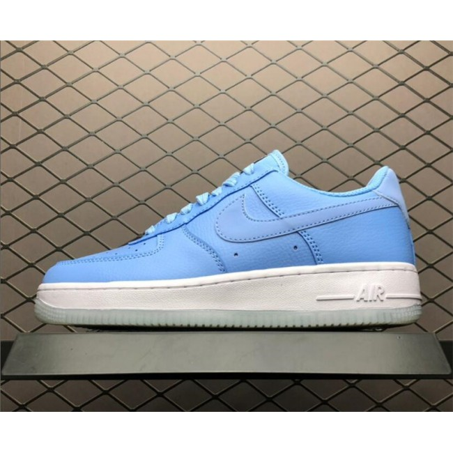 Womens Nike Air Force 1 07 Essential Aluminum White