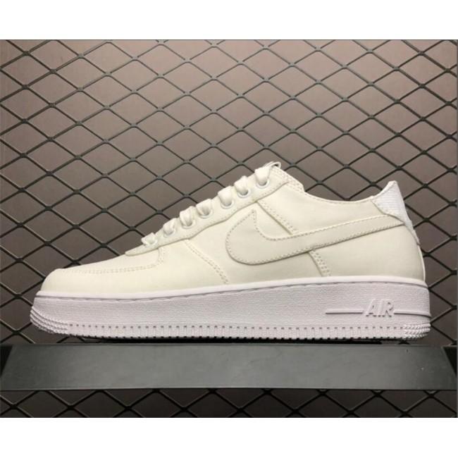 Mens Dover Street Market x Nike Air Force 1 DSM NRG White