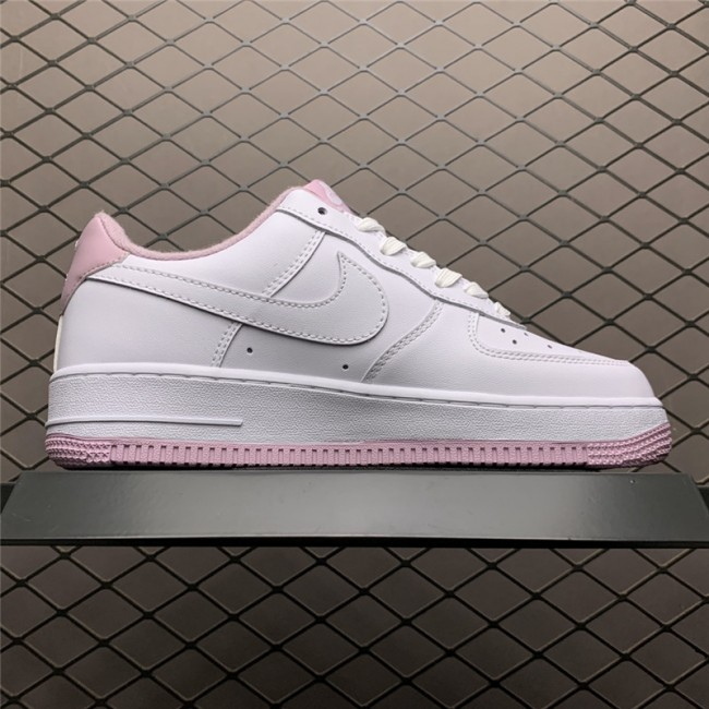 Womens Ladies Nike Air Force 1 Low AF1 White Iced Lilac On Sale