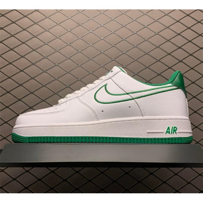 Mens/Womens Latest Nike Air Force 1 07 Low White Green